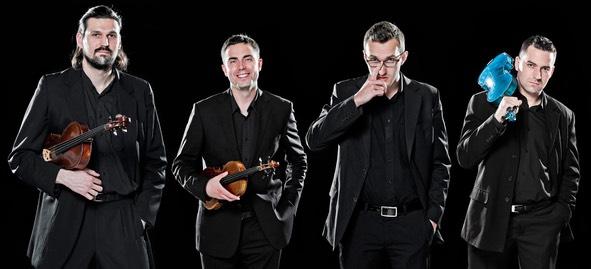 Bildergebnis für atom string quartet